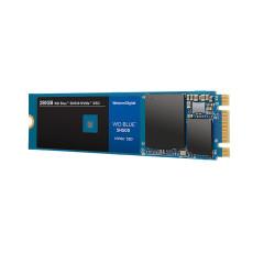 WESTERNDIGITAL SSD BLUE SN500 250GB M.2 NVMETM Read 1700MB/S, Write 1300MB/S, 5YEAR