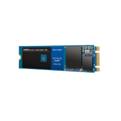 WESTERNDIGITAL SSD BLUE SN500 500GB M.2 NVMeTM Read 1700MB/S, Write 1400MB/S, 5YEAR
