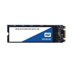 WD HARDDISK SSD BLUE WDS250G2B0B-00AS40 250GB M.2 2280 READ 550MB/S WRITE 525MB/S 3Y