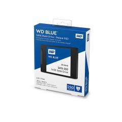 WD SSD WDS250G2B0A-00SM50 250 GB BLUE SATA  2.5 5Y