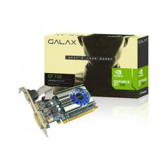 GALAX VGA CARD GT710 1GB GDDR3 64BIT