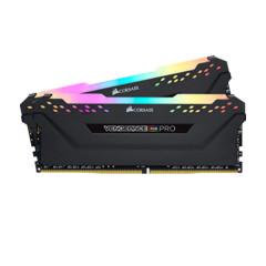 CORSAIR RAM PC VENGEANCE RGB PRO 32GB BUS3000 16*2 BLACK