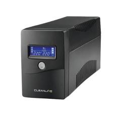 CLEANLINE UPS MD-1000V 1000VA 550W LCD