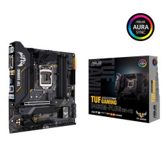 ASUS MAINBOARD TUF GAMING B460M PLUS WIFI LGA1200
