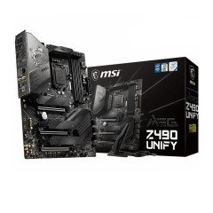 MSI MAINBOARD MEG Z490 UNIFY LGA1200