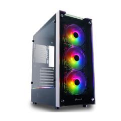 NUBWO CASE NPC-321 STARK GAMING CASE FAN RGB*4