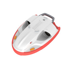 SUBLUE SWII SUNRISE ORANGE 158WH ELECTRONIC KICKBOARD