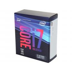 CPU INTEL I7-8700K,3.7GHX,12MB CACHE,LGA1151