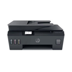 HP PRINTER SMART TANK 615 PRINT4800 x 1200 SCAN  COPY  FAX  WIRELESS Hi-Speed USB 2.0, Wi-Fi, Bluetooth LE 2YEAR