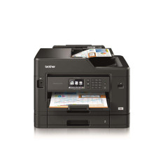 BROTHER MFC-J2730DW PRINTER A3/A4 (2ถาด) 6-IN-1 PINT/FAX/COPY/SAN/DIRECT PRINT WIFI