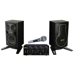 KARAOKE PACKAGE BMB BASIC BLACK PACKAGE