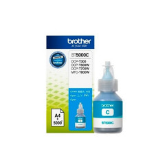 BROTHER BT-5000C INK CYAN DCP-T300,T500W,T700W MFC-T800W