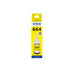 EPSON T6644 YELLOW INK