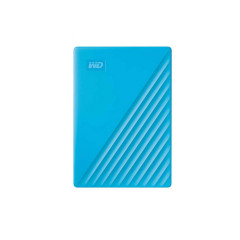 WESTERNDIGITAL HARDDISK EXTERNAL 1TB BLUE  2.5 WD MY PASSPORT WDBYVG0010BBL 3 YEAR