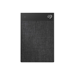 SEAGATE HARDDISK EXTERNAL STHH1000300 1TB 2.5 BACKUP PLUS ULTRA SLIM TOUCH BLACK NEW