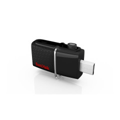 SANDISK SDDD2-016G-GAM46 ULTRA DUAL DRIVE USB3.0 16GB SPEED UP TO 130MB/SEC. 5YEARS