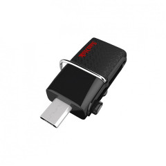 SANDISK ULTRA DUAL DRIVE USB3.0 128GB SPEED UP TO 150MB/SEC. 5YEARS