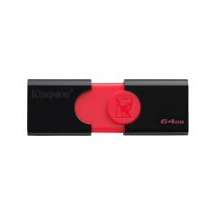 KINGSTON DT106/64GB FLASHDDRIVE 64GB USB3.0 5YEAR