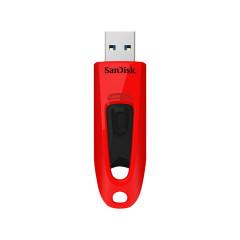 SANDISK SDCZ48_032G_U46R FLASHDRIVE 32GB USB3.0 RED 5Y
