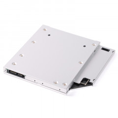 ORICO L127SS HARDDISK BOX 12.7mm TrayCompatible with both 7mm,9.5mm and 12.5mm slim 2.5-inch SATA Hard Drive or SSD -Fully SATA 3.0 Revision (6Gb/s) BACK-N