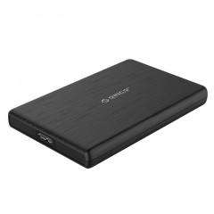 ORICO 2189U3 HARDDISK BOX 2.5 HDD ENCLOSER USB 2.0 SUPPORT 7-9 MM 2.5INCH SATA HHD/SSD MAXIMUM CAPACITY 1TB