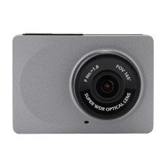 YI-SMART-DASH-CAMERA 165ULTRA WIDE ANGLE ALL-GLASS LENS NO BLIND SPOT / F1.8 APERTURE, 2.7INCH 16:9 LCD WIDESCREEN, A12-60 DUAL CORE CHIP,BUILT WITH G-SENSOR, WIFI, IOS/ANDROID,APP SUPPORT