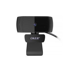OKER A327 WEBCAM FULL HD 30FPS MICROPHONE