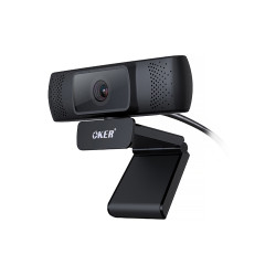 OKER A521 WEBCAM FULL HD 30FPS MICROPHONE