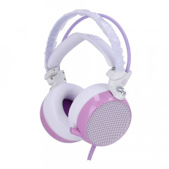 NEOLUTION E-SPORT GAMING HEADSET GAMING BNK48 PURPLE COLOUR