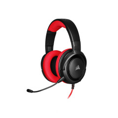 CORSAIR GAMING HEADSET HS35 STEREO RED 3.5MM 1Y