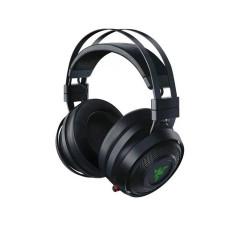 RAZER HEADSET NARI WIRELESS CHROMA 2.0 STEREO THX SPATIAL AUDIO 16 HOURS MICRO USB CHANGING 1Y