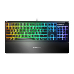 STEELSERIES APEX 3 TH MECHANICAL GAMING KEYBOARD