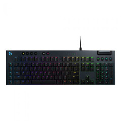 LOGITECH GAMING KEYBOARD G813 LIGHTSYNC RGB (LINEAR SWITCH)