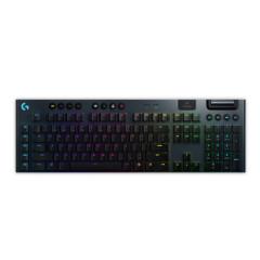LOGITECH GAMING KEYBOARD G913 LIGHTSPEED WIRELESS RGB MECHANICAL CLICKY KEY TH