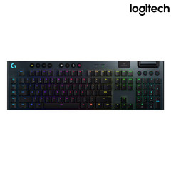 LOGITECH GAMING KEYBOARD G913 LIGHTSPEED WIRELESS RGB MECHANICAL TACTILE KEY TH