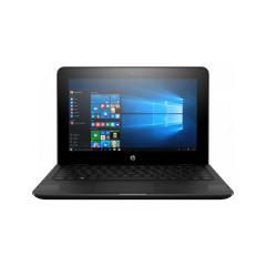 HP X360 11-AB052TU NOTEBOOK Pentium N3710 /4 GB DDR4/128 GB SSD/11.6 Inc WXGA/Intel HD Graphics 405/WINDOWS 10 HOME/BLACK
