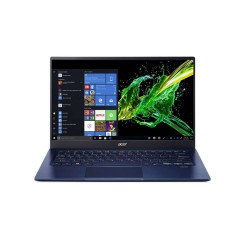 ACER ASPIRE SWIFT SF514-54GT-52TS NOTEBOOK I5-1035G1/RAM 8 GB/SSD 512 GB/14.0 FHD IPS/WINDOWS10/OFFICE HOME&STUDENT/BLUE