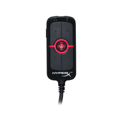 HYPERX GAMING SOUND CARD USB AMP CARTE SON USB CUSTOM-TUNED VIRTUAL 7.1