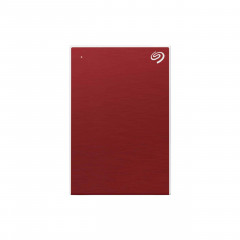 SEAGATE HARDDISK BACKUP EXTERNAL STHP5000403 2.5 USB 3.0 RED NEW 3 YEAR