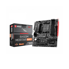 MSI MAINBOARD B450M MORTAR MAX AM4