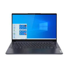 LENOVO YOGA SLIM7 14ARE05-82A2008STA NOTEBOOK RYZEN7 4700U/RAM 16GB/512 GB SSD M.2 /INTEL HD/14.0 Inc FHD IPS/WINDOWS10/OFFICE HOME&STUDENT/GREY