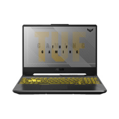 ASUS FA506II-HN137TS-TUF NOTEBOOK Ryzen7 4800H/GTX1650Ti 4GB GDDR6/144Hz/8GB DDR4-3200 SO-DIMM/512GB M.2 NVMe? PCIe? 3.0 SSD/Fortress Gray/Win 10 Home/Office H&S/Backpack