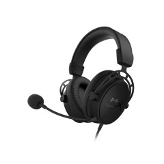 HYPERX GAMING HEADSET CLOUD ALPHA S BLACK