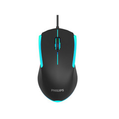 PHILIPS GAMING MOUSE SPK9314 LED LIGHTING