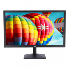 LG 24MK430H-B Monitor 23.8inch/IPS/1902x1080/250CD/5ms/1000:1/75Hz/D-SUB/HDMI/Black