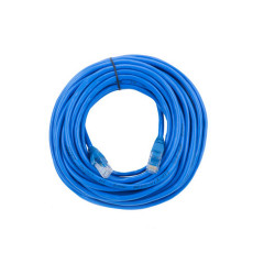 Link US-5115-4 Cable RJ45 to RJ45 Patch Cord Cat6/15m/Blue