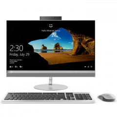 LENOVO-520-24IKU-F0D2005NTA AIO i5-8250U/4GB/1TB/Radeon 530 2GB/23.8 FHD Touch/Win10Home 3 Years On site