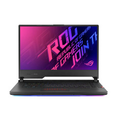 ASUS G542LWS-AZ120T NOTEBOOK I7-10875H (8C/16T)/DDR4 8G*2/512G+512G PCIE SSD(RAID0)/RTX2070 super/Win10+MCAFEE 1YR/240Hz IPS/RGB PER-KEY/NumPAd/Wifi 6/backpack outside/SCAR BLACK  W/ RGB LIGHT BAR