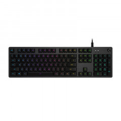 LOGITECH GAMING KEYBOARD G512 TH CARBON TACTILE GX BROWN