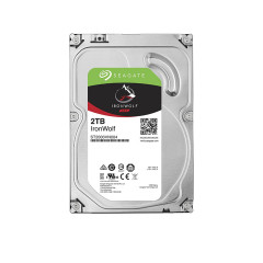 SEAGATE HARDDISK PC ST2000VN004 INTERNAL IRONWOLF 2.0TB/5900RPM NAS 3.5INC FOR PC 3YEAR